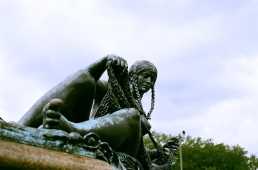 The Fisherwoman, Washington Monument.
